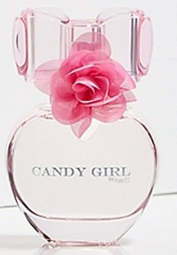 Rue21 Candy Girl Eau De Toilette Perfume Spray For women 2 Ounce Brand New In Pink Box