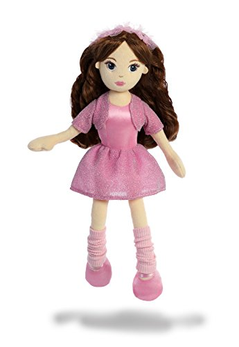 Aurora World Ballerina Doll Layla Plush - Aurora Ballerina