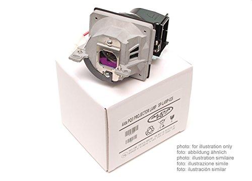 Alda PQ Original, Beamerlampe / Ersatzlampe 5811118543-SVV passend für VIVITEK D865W, DW866 Projektoren, Markenlampe mit PRO-G6s Gehäuse / Halterung