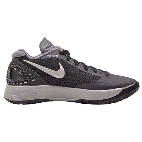 Nueva Nike voleo zoom Hyperspike Negro / rojo 6 BLK/MTS/WHT