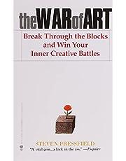 WAR OF ART: Break Through the Blocks and Win Your Inner Creative Battles