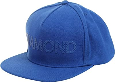 Diamond Supply Co. - Diamond Team Snapback Hat by Diamond Supply Co.