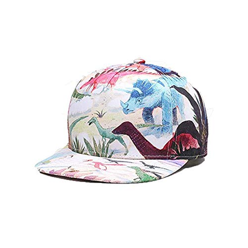 New Vintage Graffiti Design Baseball Cap Men Women Outdoor Sport Snapbacks Polo Hat - Embroidered Visor Tiger