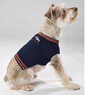Amazon.com   Pets First NFL Denver Broncos Dog Cheerleader Dress ... 165d6f601