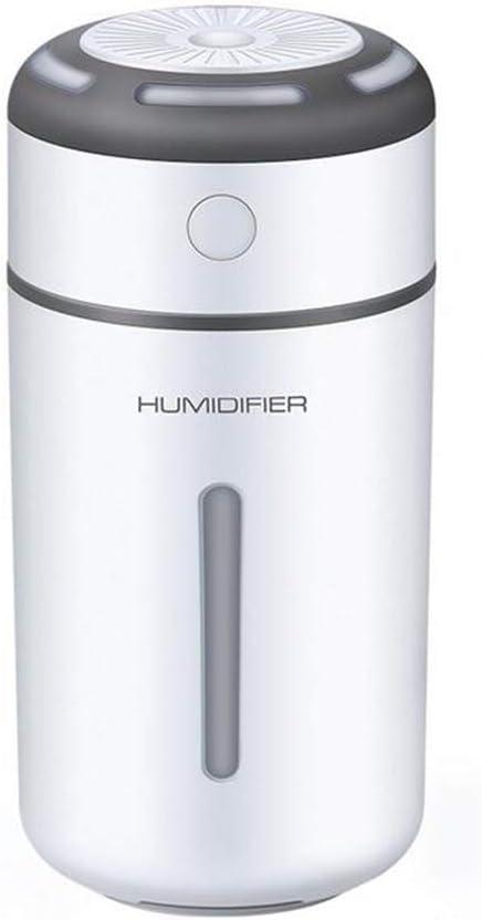 ZXTiL Humidificador purificador de Aire para Coche Home Desktop ...