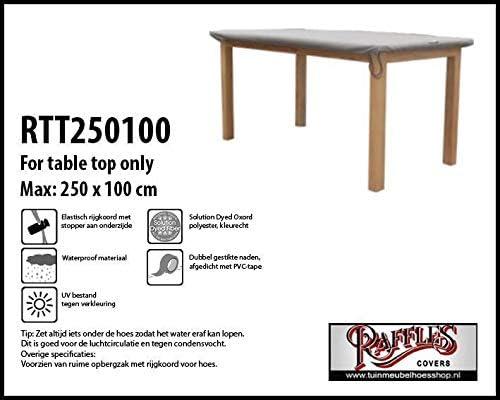 Raffles Covers rtt250100 Coque Seulement pour Table Plaques Étui ...
