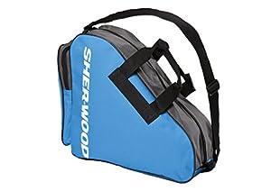 Sherwood Schlittschuhtasche Skate Bag, Blau, 36 x 16 x 36 cm, 80083