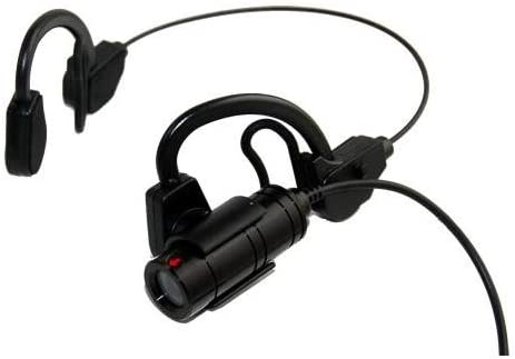 Ear Headset Wearable Head Fit Mount For Replayxd 1080p Mini Replay XD HD Camera
