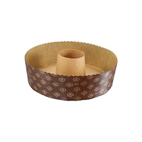 Party Bundt - 12 pc. Paper Tube Bundt Pan 8 1/2