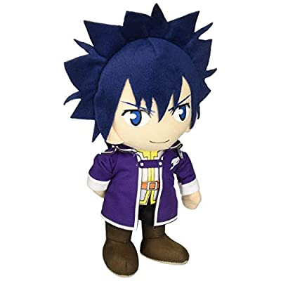 Great Eastern Entertainment Fairy Tail - Gray S6 Clothes Collectible Plush Toy, 8