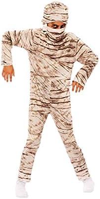 EUROCARNAVALES Disfraz de Momia para niño: Amazon.es: Juguetes y ...