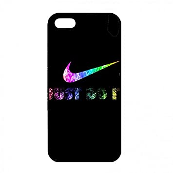 88a49f6d1e5 Nike Just Do It Funda,Iphone 5 5S Funda,Protective Customeried Funda For  Iphone 5 5S: Amazon.es: Libros