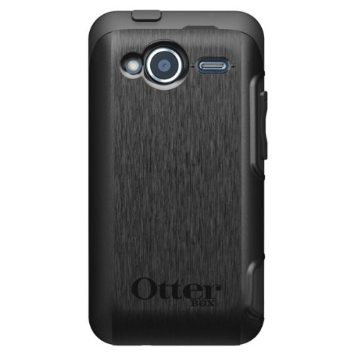 OtterBox Commuter Series Case for HTC EVO Shift - Retail Packaging - Black