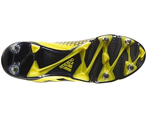 Predator Incurza SG Rugby Boots 2015 Yellow