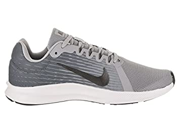 Nike Womens Wmns Downshifter 8 Wolf Grey Mtlc Dark Grey Black Size 9 4