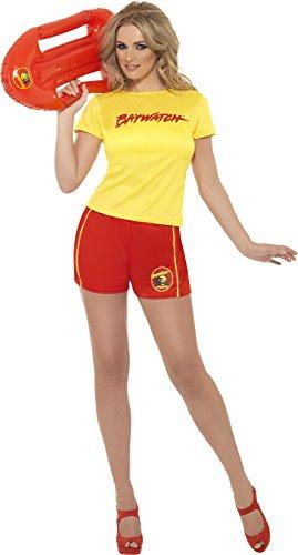 Baywatch Beach Adult Women's Costume (Large) (2)