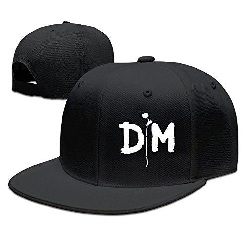 Ooiilpe Men&Women Hat Depeche Mode Violator Cap Adjustable Black