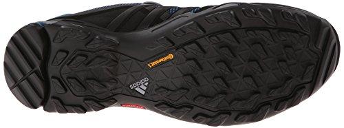 zapatos para caminar al aire libre de los hombres de adidas Terrex Fast X GTX de carbono / núcleo negro / color escarlata Negro - G97917 Blue Beauty / Blck / Solar Blu