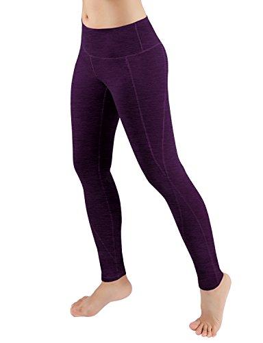 ODODOS Power Flex Yoga Pants Tummy Control Workout Non See-Through Leggings  with Pocket ebcaa8993e45