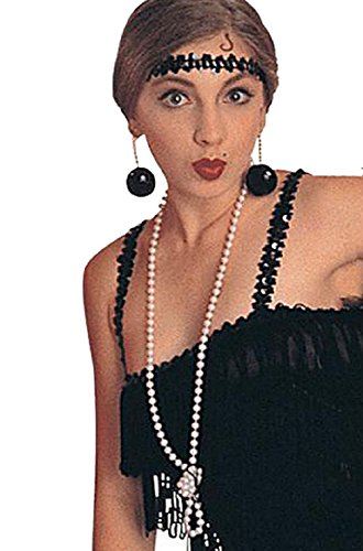 1920s Fashion Flapper Beads Costume Accessory