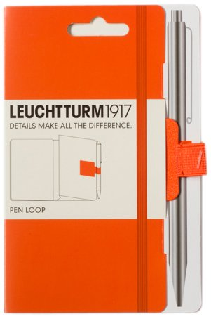 145 opinioni per Pen Loop Leuchtturm1917 pomaranczowy