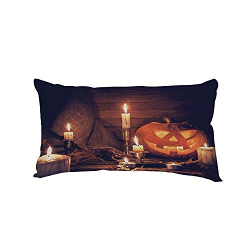 Polyester Car Neck Pillow,Halloween,Rustic Home Wooden for sale  Delivered anywhere in Canada