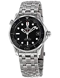 212.30.36.20.01.002 Seamaster Automatic Unisex Watch - Black Dial · Omega