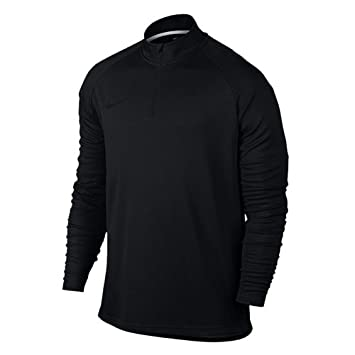 5f37c369 Nike Men's Dry Academy Drill Long Sleeve Shirt: Amazon.co.uk: Sports ...