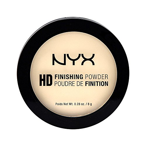 NYX PROFESSIONAL MAKEUP High Definition Powder, Banana