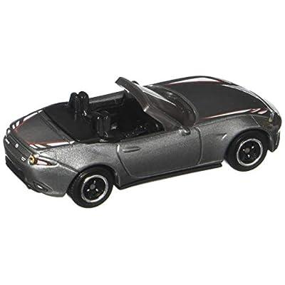 Matchbox 2020 Mbx Adventure City Mazda Miata MX-5 10/125, Silver: Toys & Games
