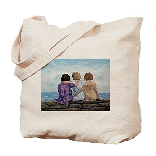CafePress–HERMANAS–Gamuza de bolsa de lona bolsa, bolsa de la compra