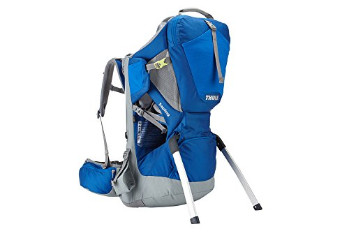 Thule Sapling Child Carrier, Slate/Cobalt