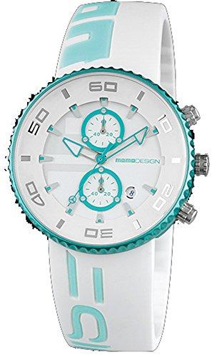 Momo Design Jet Aluminium Quartz watch, Aluminium, Cronograph, 43mm., 5 atm.