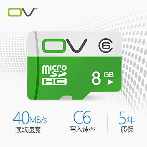 (t:mon OV 8g Phone Memory Card tf sd Card high-Speed Memory Card 8G Monitor Traffic Recorder Dedicated Memory Card)