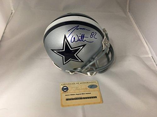 Jason Witten Signed Autographed Dallas Cowboys Mini Helmet Steiner Sports (Autographed Dallas Cowboys Mini Helmet)