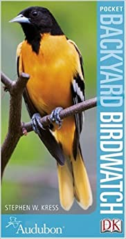 Book Audubon Pocket Backyard Birdwatch, 2nd Edition