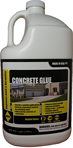 Sakrete Concrete Glue - 1 gal. (1) (Concrete Bonding Additive)