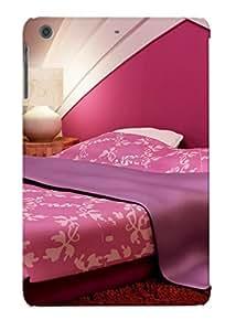 Hot Fashion PdfcCSD469bJyYn Design Case Cover For Ipad Mini/mini 2 Protective Case (bedroom Bed Architecture Interior Design )