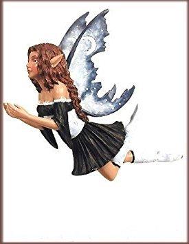 Crescent Moon Fairy Diva based on Amy Brown Art Work