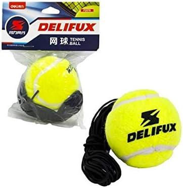 World Sports Pelota de tenis con goma elástica, ideal para practicar jonglieren y resistencia, ideal como regalo, entrenamiento, fitness y equilibrio