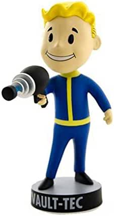 Fallout 4 Vault-Tec Vault Boy 111 Energy Weapons Bobblehead