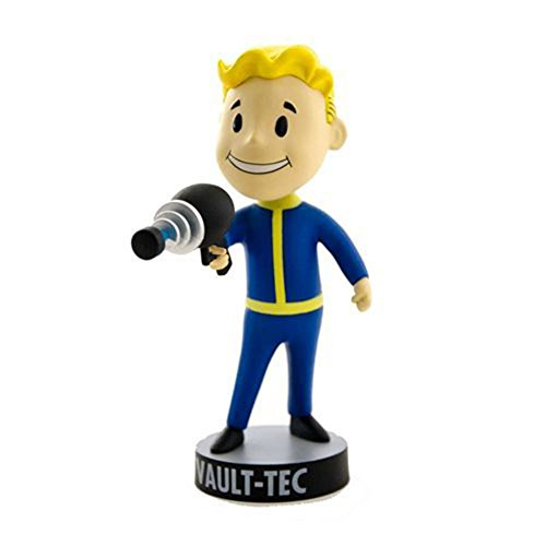 Fallout Vault Tec Energy Weapons Bobblehead product image