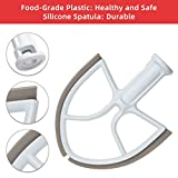 X Home 5 Quart Plastic Flex Edge Beater