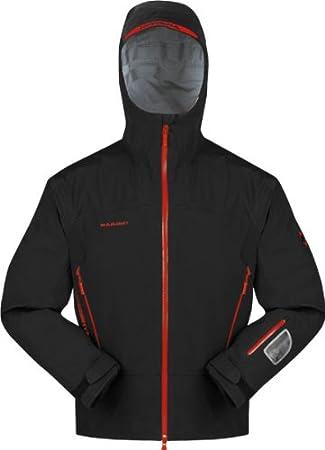 best service f3858 0a716 Mammut Nirvana Powder Hybrid Jacket black L: Amazon.de ...