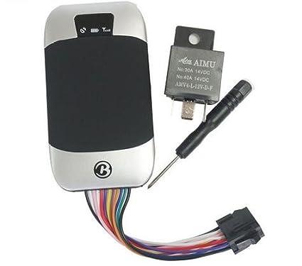 Amazon.com: CoBan TK303 - Rastreador de GPS para coche ...
