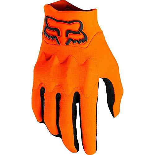 S orange yellow Gloves Lt Fox Bomber Black Navy 77qXAU