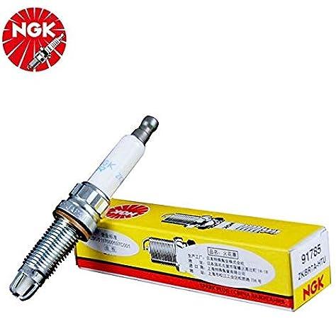 Bujía NGK 91785 ZKBR7A-HTU láser Iridium 8 piezas: Amazon.es: Coche y moto