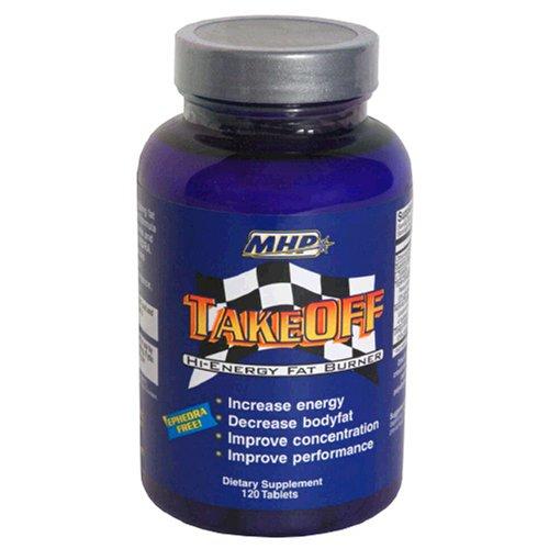 Décollage Salut-Energy Fat Burner Comprimés, 120-Count Bottle