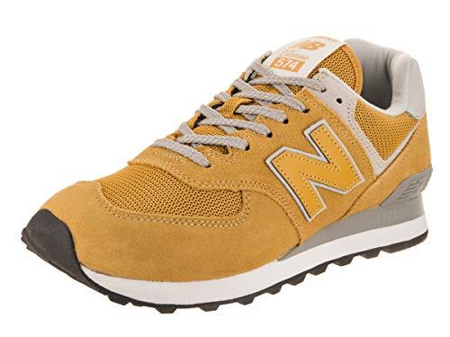 New Men's Yellow Sneaker 574 V2 Balance qgF4qSwPU