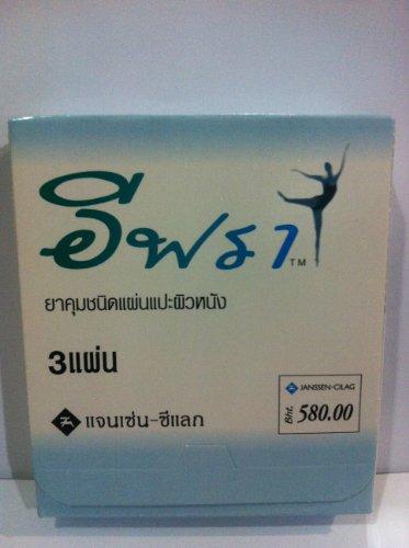 Eura timbre transdermique Femme Contraception